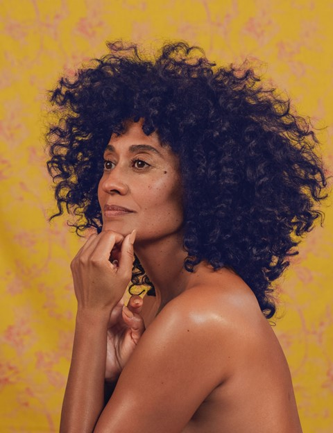 tracee ellis ross pattern black hair care brand