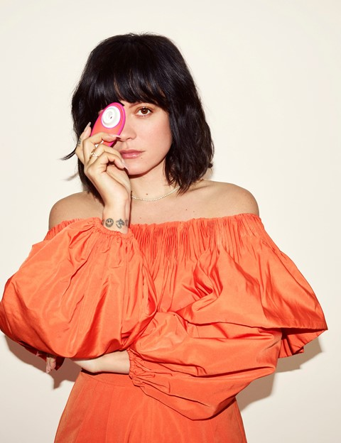 Lily Allen Womanizer