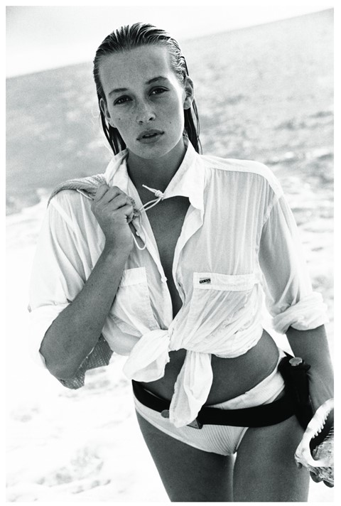 Estelle Lefebure Ph. Wayne Maser Hawaii 1987