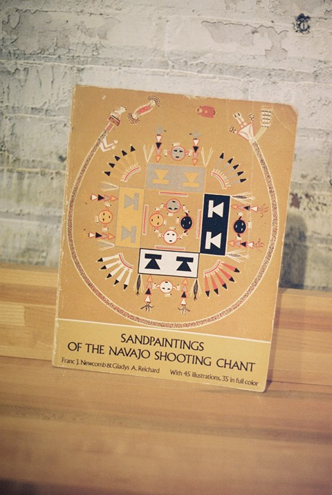 Sandpaintings of the Navajo Shooting Chant