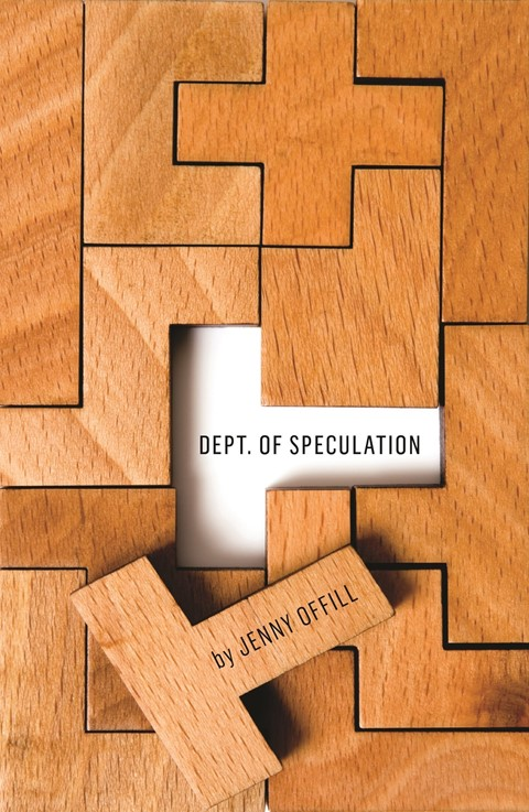 Jenny Offill's Dept. of Speculation
