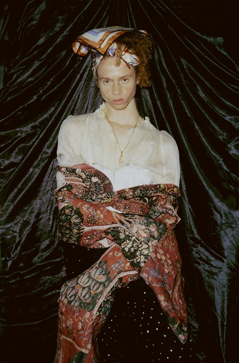 In my room by Eloise Parry and Akeem Smith, Dazed