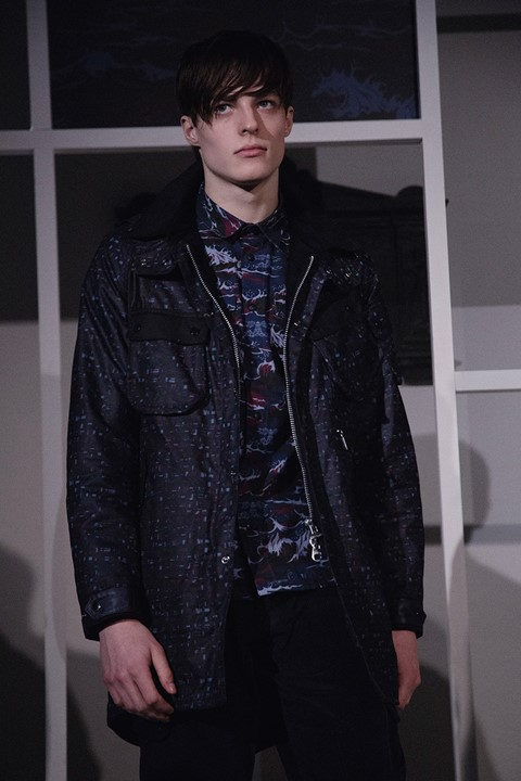 Barbour AW15 Mens LCM
