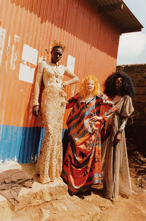 Vivienne+Westwood+ethical+fashion+africa+4