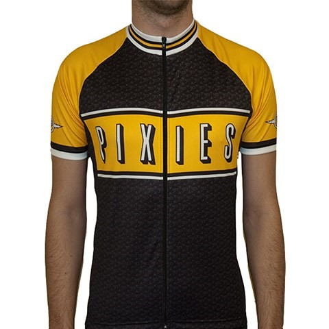 Pixies cycling jersey