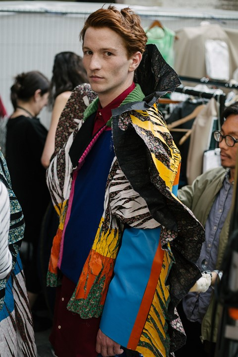 Wataru Tominaga, Central Saint Martins, BA Fashion