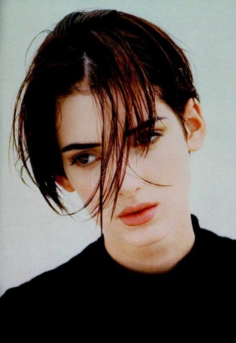 Winona Ryder 1990s style moments