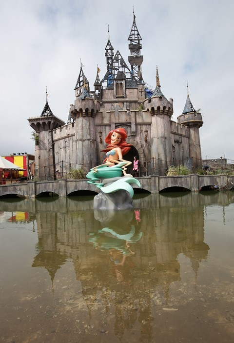 Three years on, we look at the strange legacy of Banksy's Dismaland