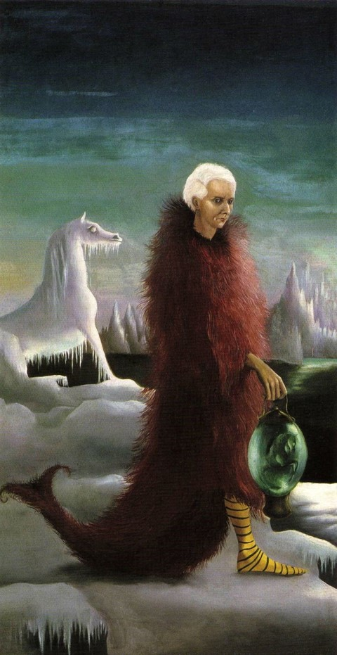 Leonora Carrington Portrait of Max Ernst