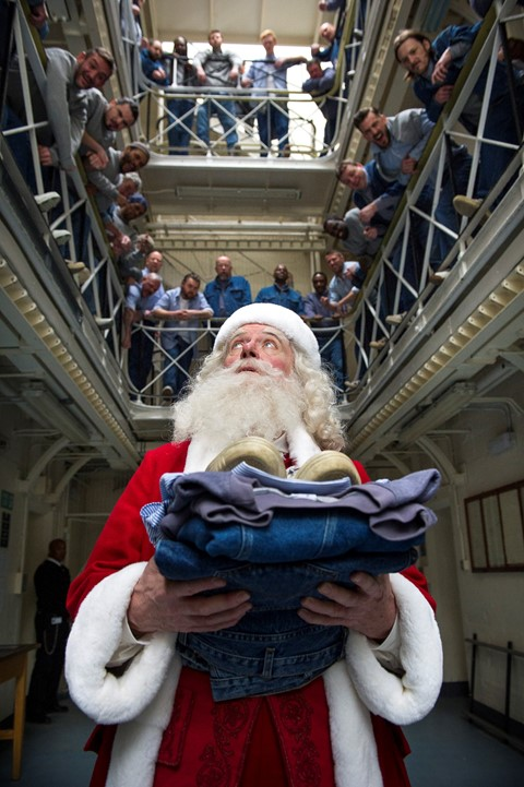 Christmas In Prison.What Christmas Day Is Like In A High Security Prison Dazed