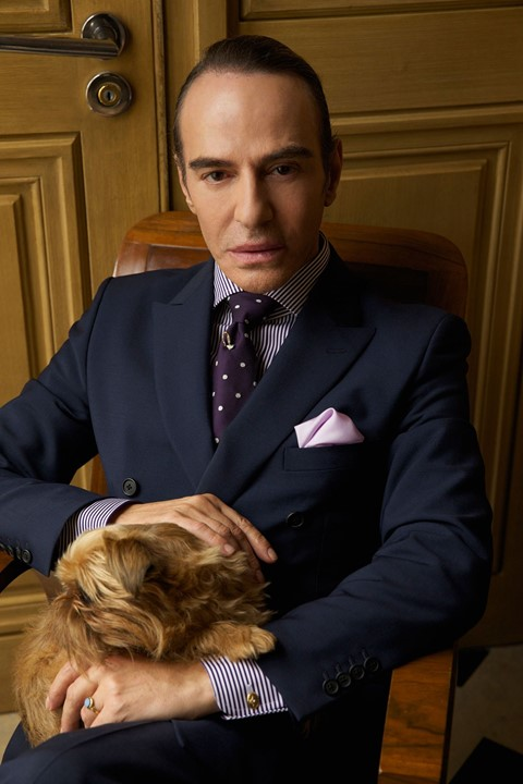 John Galliano Patrick Demarchelier Maison Margiela