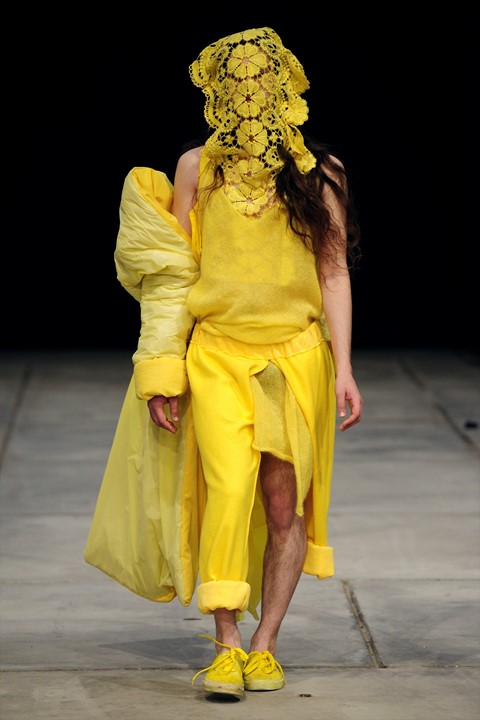 Nadie Borggreve graduate collection