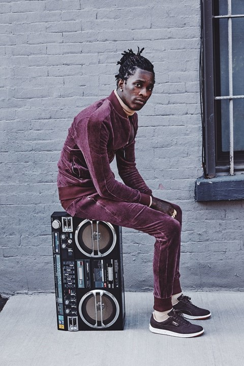 Young Thug for Puma