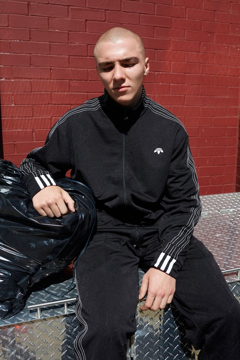Rocco Ritchie for adidas Originals by Alexander Wang