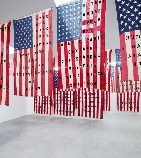 Cali Thornhill Dewitt's 29 Flags