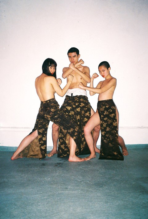 Yat Pit Ren Hang Hong Kong Fashion Emerging Designer Brand