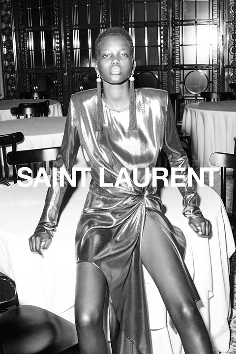 Saint Laurent SS17 campaign Collier Schorr Dazed