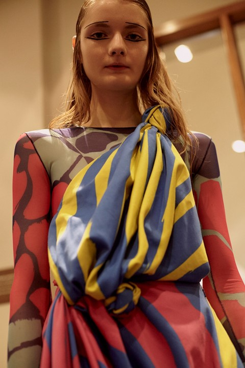 LCF MA17 Womenswear london lfw dazed