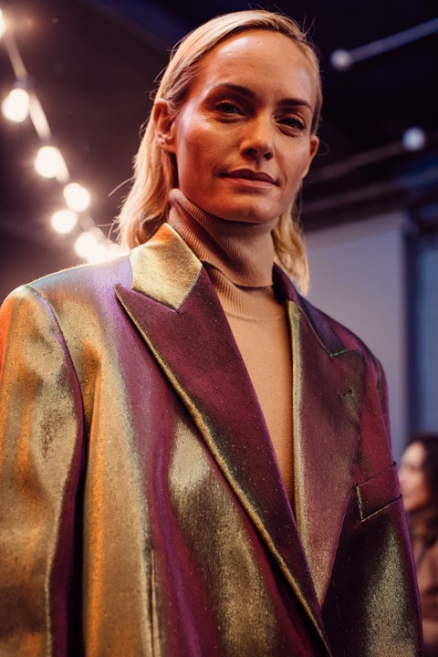 Dries Van Noten AW17 womenswear paris dazed