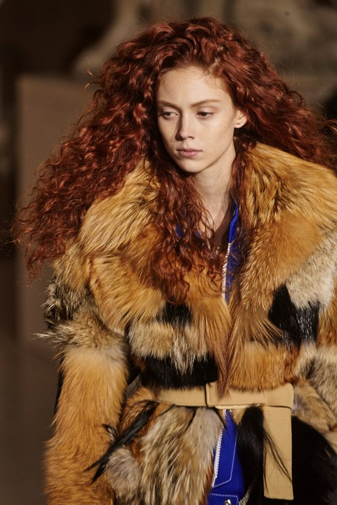Louis Vuitton AW17 womenswear paris dazed
