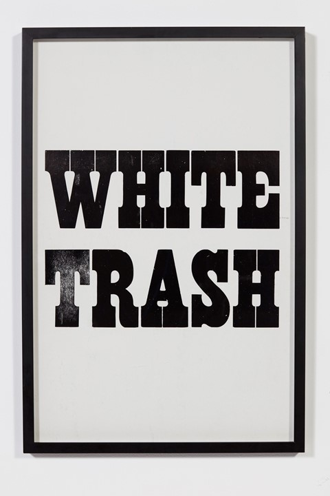 Larry Clark's White Trash