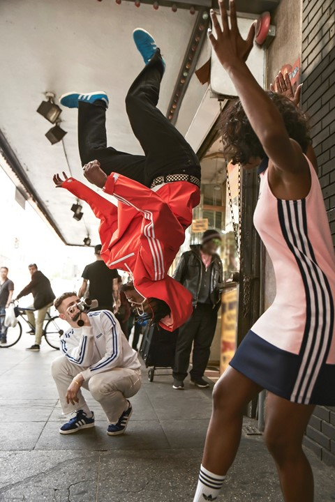 adidas campus trainer campaign blondey mccoy nakel smith