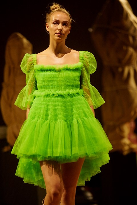 molly goddard fashion in motion v&a museum london
