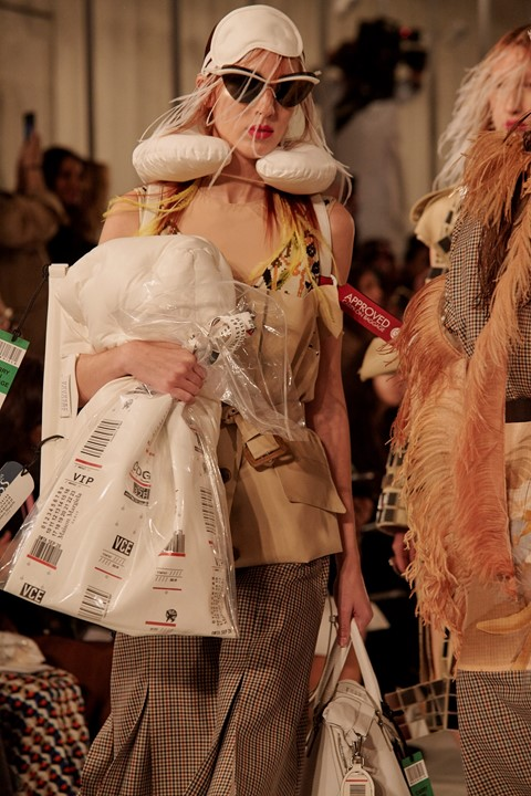 Maison Margiela SS18 pfw paris john galliano