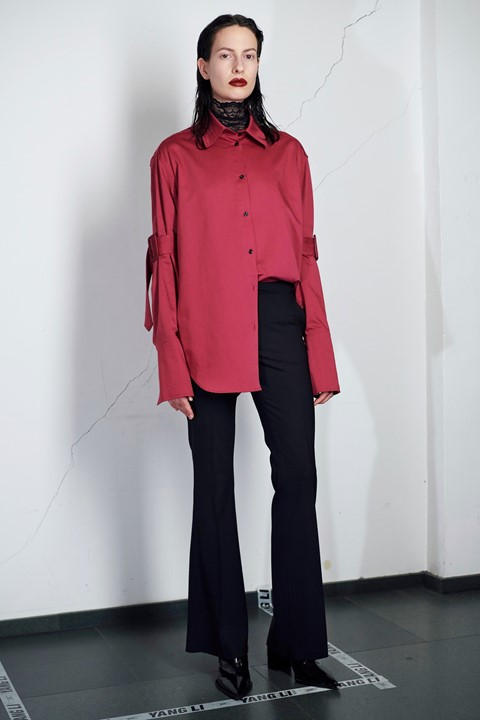 Yang Li pre-collection