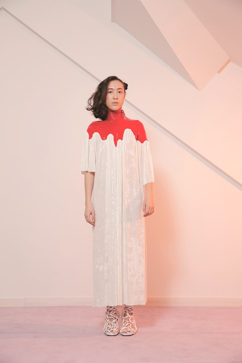 institute fashion design basel graduates show