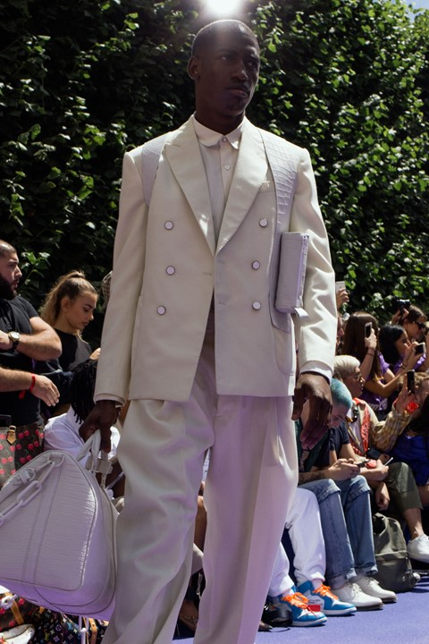virgil abloh louis vuitton ss19 paris pfw
