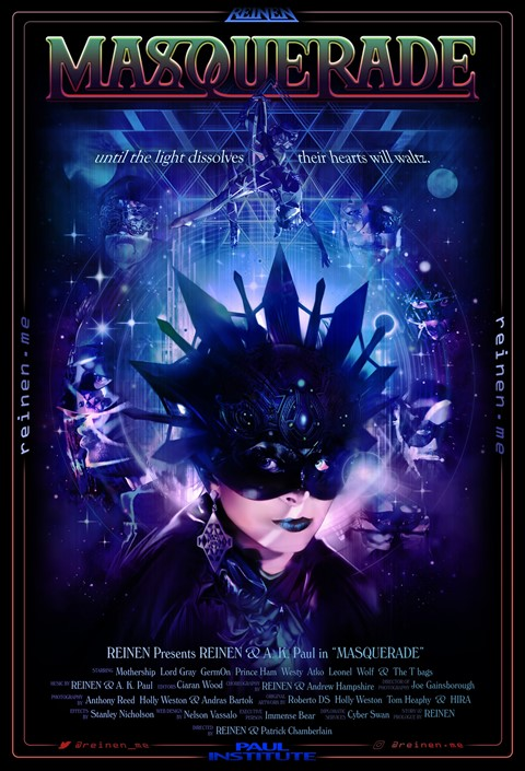 REINEN - Masquerade: The Movie poster