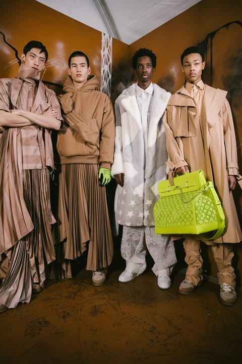 Louis Vuitton AW19 Menswear Virgil Abloh