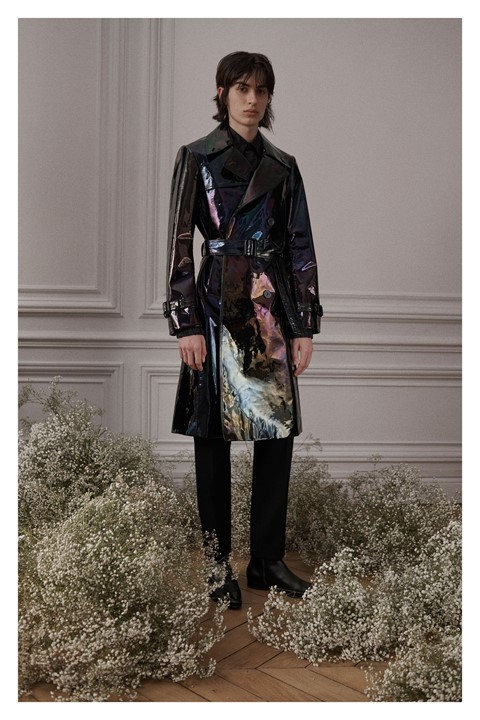 givenchy clare waight keller aw19 menswear paris pfw