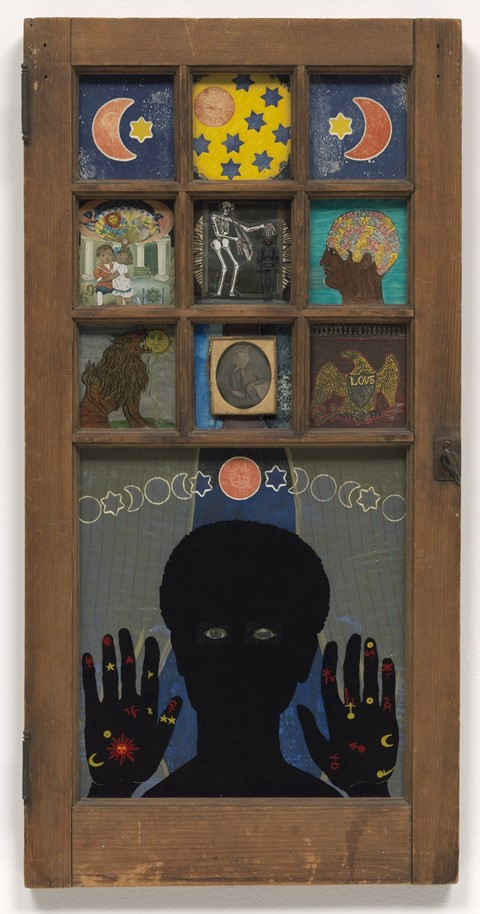 Black Girl's Window, Betye Saar