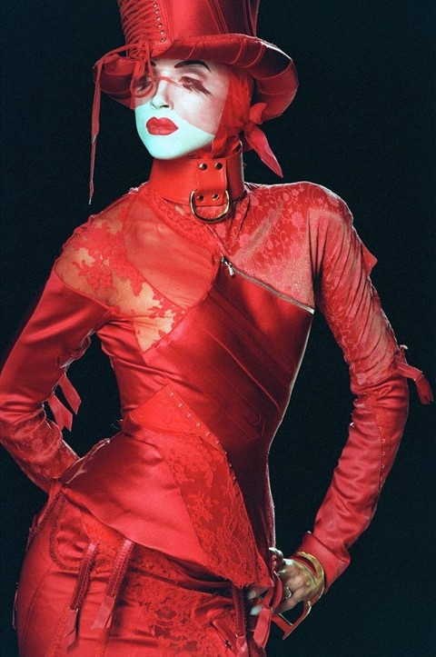 John Galliano Christian Dior Fall 2000 Haute Couture Paris