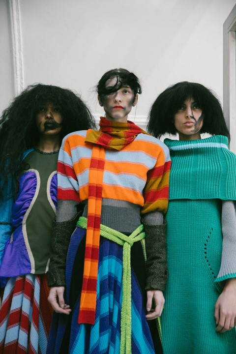 Kiko Kostadinov AW19 LFW London Fashion Week