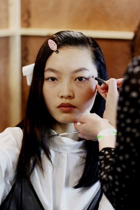 Dazed Beauty Asai AW19