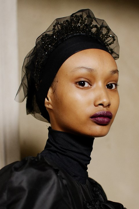 Dazed Beauty Simone Rocha AW19
