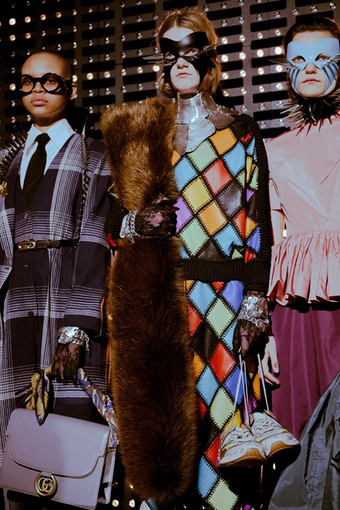 Gucci AW19 MFW Milan Fashion Week Alessandro Michele