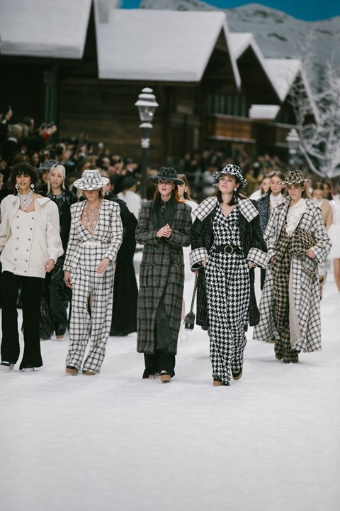 Chanel AW19 Karl Lagerfeld