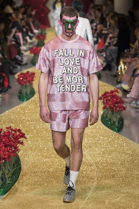Ashish SS17 Notes on Camp exhibition