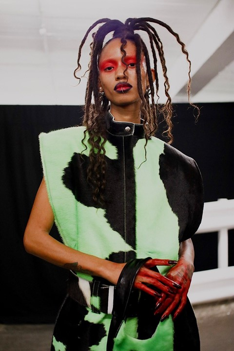 Hairstylist Virginie Moreira is the next big thing