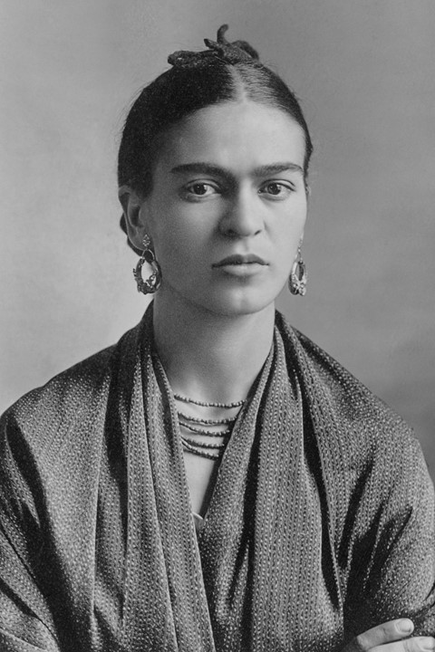 Frida Kahlo first voice recording found