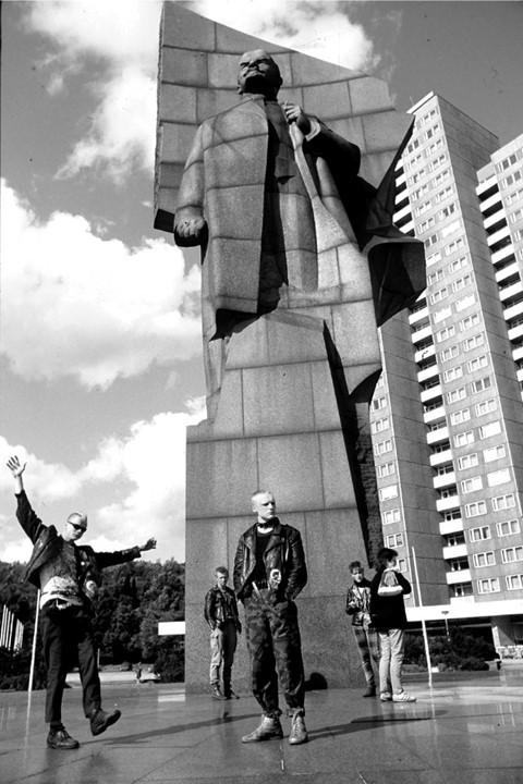 The East German punks who helped bring down the Berlin Wall