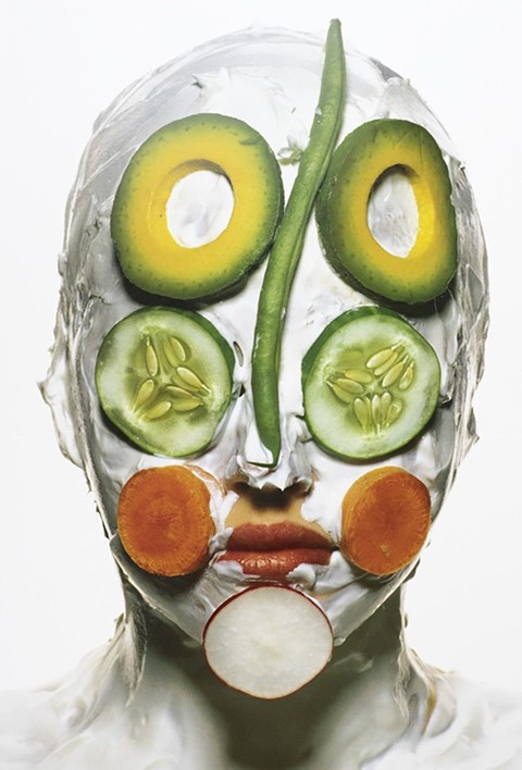 veganuary vegan beauty irving penn photography
