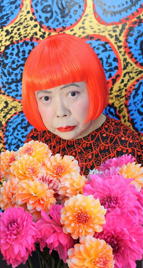Yayoi Kusama will debut a new, outdoor infinity room in New York