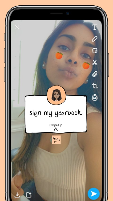 HAGS yearbook app