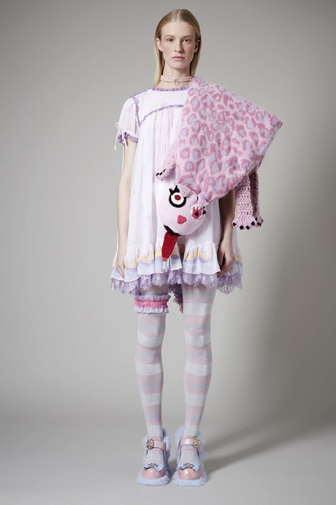 Meadham Kirchoff for Topshop 2013