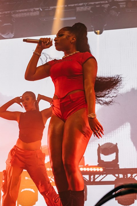 Megan Thee Stallion Manchester Warehouse Project 2021 1
